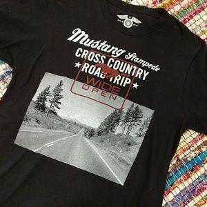2 for $20!!!Mustang Wicket Quick Originals T-Shirt